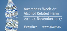 Awareness Week on Alcool Related Harm